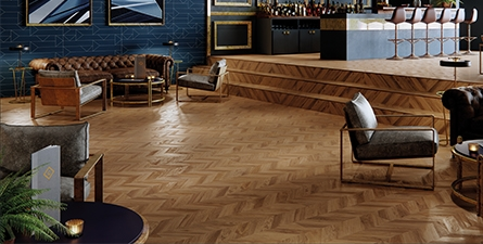 Luxury Vinyl Planks & Tiles (LVT)