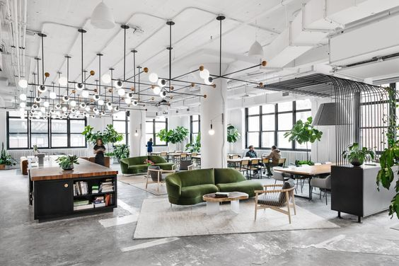 4 workspace trends for the future office | Silentflor