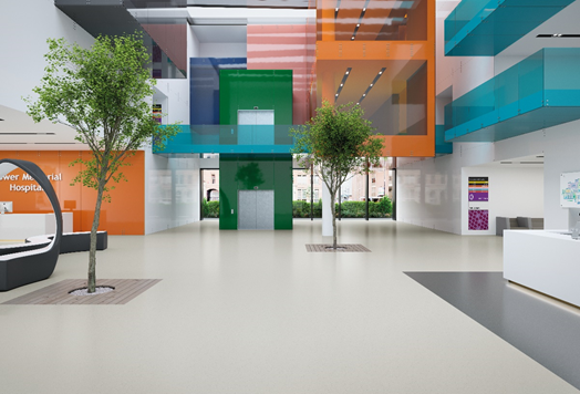 How healthcare interior design can help with patients' recovery?