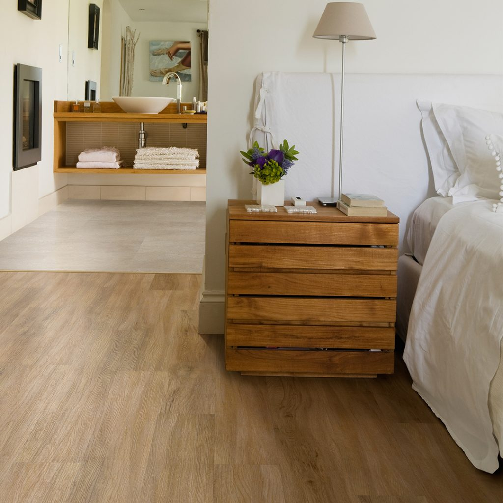 Vinyl flooring for bedrooms - Colonia