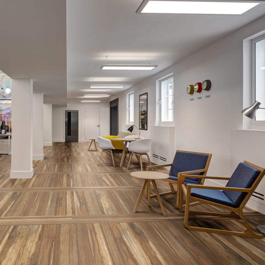 vinyl flooring for offices